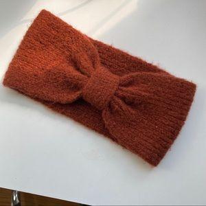 🧡Rust Knit Headband